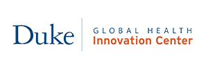 Logo for the organization Duke Global Health Innovation Center